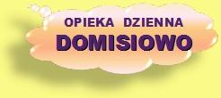 Opieka Dzienna Domisiowo